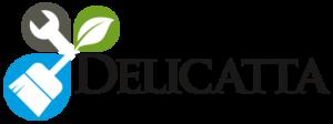 Logo Delicatta Jardinagem em Londrina